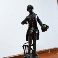 Antigüedades: FIGURA CALAMINA FRANCESA. Lote 118244223
