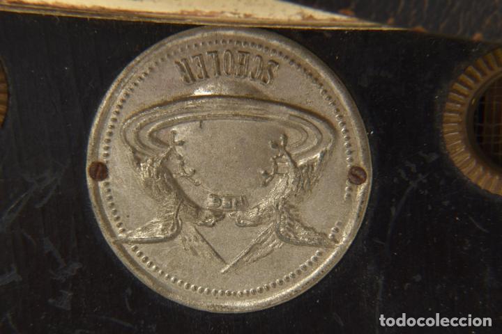 Antigüedades: ANTIGUO UNICO ESCULTURAL ACORDEÓN BANDONEÓN PIEZA DE MUSEO SIGLO XIX MAGNIFICO Y RARISIMO 629 eur - Foto 2 - 118288211