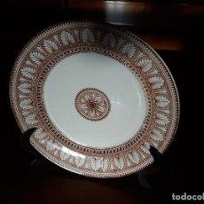 Antigüedades: PLATO ANTIGUO PICKMAN SEVILLA LA CARTUJA. Lote 118330947