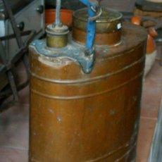 Antigüedades: SULFATADOR ANTIGUO, DE COBRE.. Lote 118397447