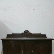 Antigüedades: APARADOR EN MADERA DE HAYA. Lote 118499570