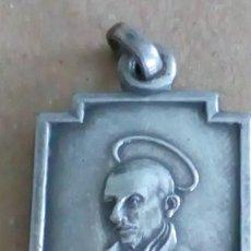 Antigüedades: MEDALLA DE SAN IGNACIO . Lote 118504259