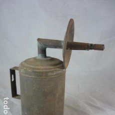 Antigüedades: ANTIGUO CARBURERO - CARBURO - 20CM. Lote 118529759