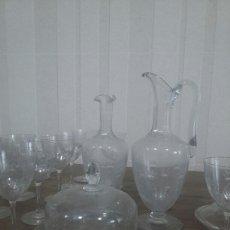 Cristaleria 60 piezas