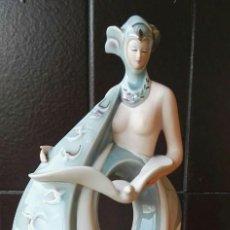 Antigüedades: LA PAZ. PORCELANA GALOS.. Lote 118624179