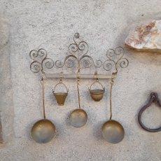 Antigüedades: DECORACION ANTIGUO DE COBRE .. Lote 118629708