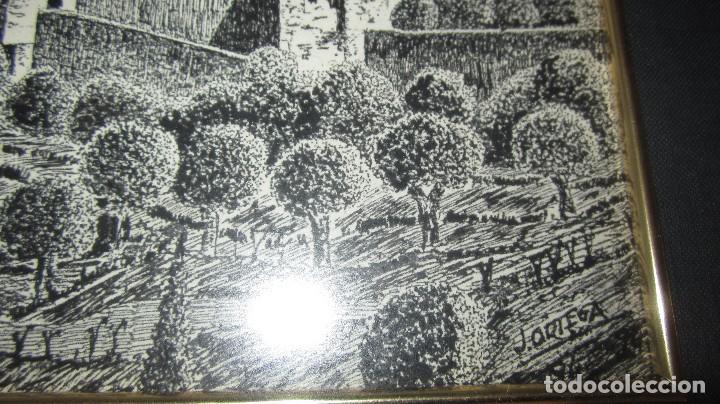Antigüedades: ALHAMBRA DE GRANADA A PLUMILLA - Foto 3 - 118668303