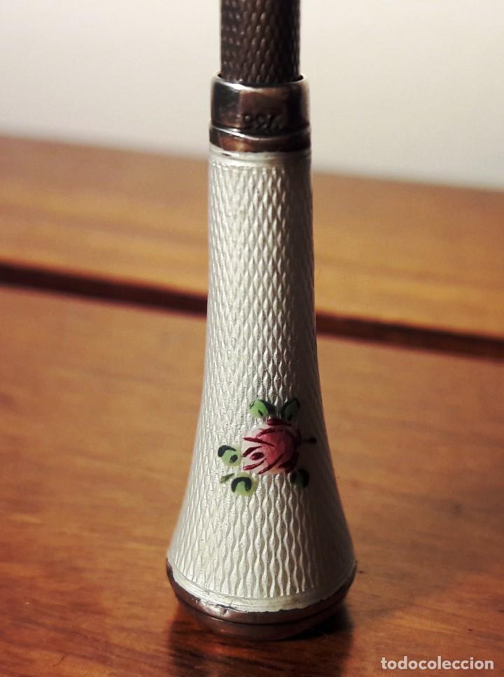 Antigüedades: Boquilla para fumar femenina de los años 20 - Foto 4 - 118740623