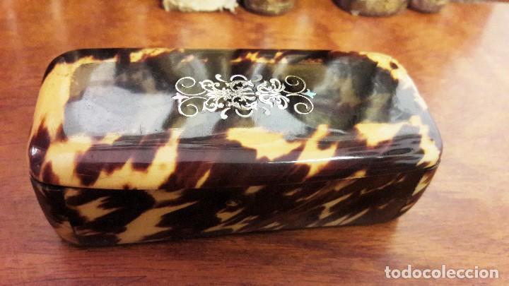 Antigüedades: Caja de rapé del siglo XIX - Foto 2 - 138957500