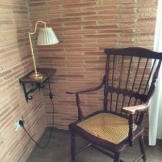 Antigüedades: SILLA MADERA TORNEADA. Lote 118744835