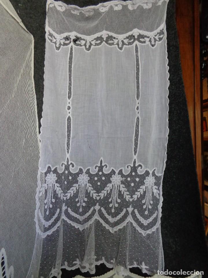 Antiguas cortinas visillo diferentes medida comprar cortinas antiguas en todocoleccion - Comprar cortinas barcelona ...