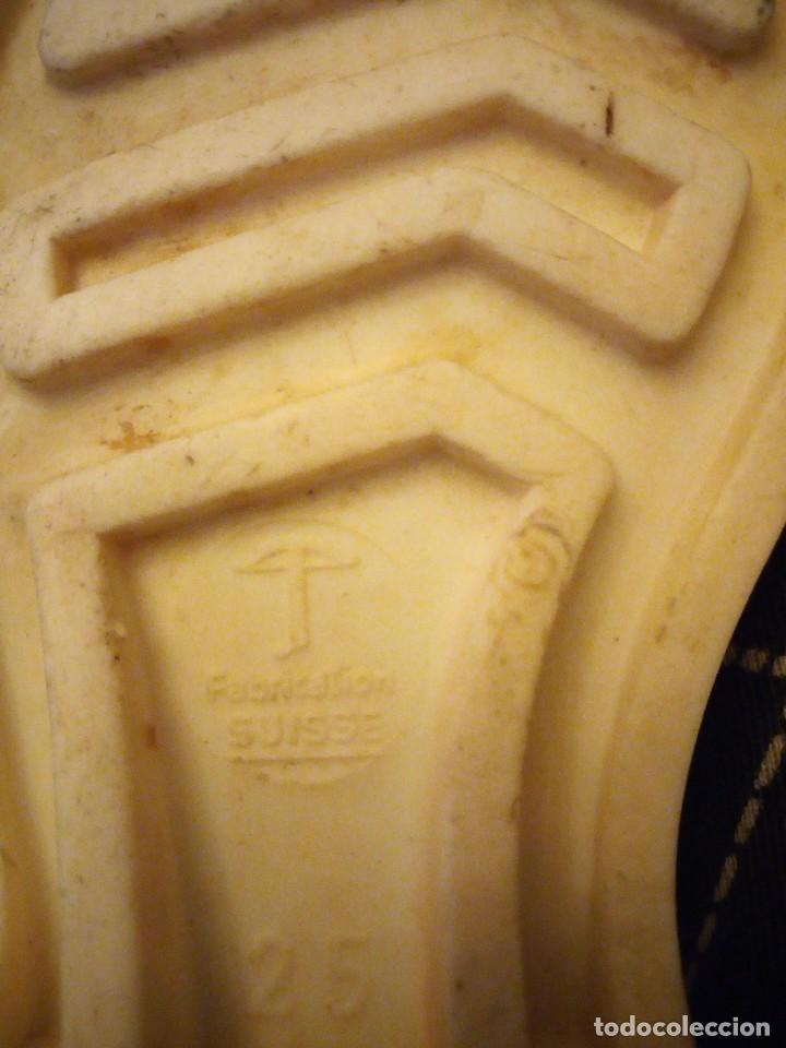 Antigüedades: antiguas sandalias de goma nº 25 primera mitad del siglo xx - Foto 4 - 118768287