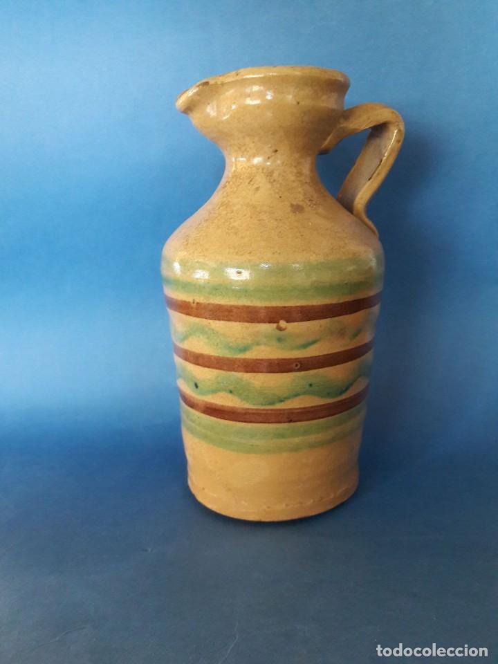JARRA DE CERÁMICA ALCUZA DE LUCENA (CÓRDOBA) (Antigüedades - Porcelanas y Cerámicas - Otras)
