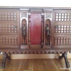 Antigüedades: APARADOR /BARGUEÑO ESPAÑOL ANTIGUO... Lote 118803095