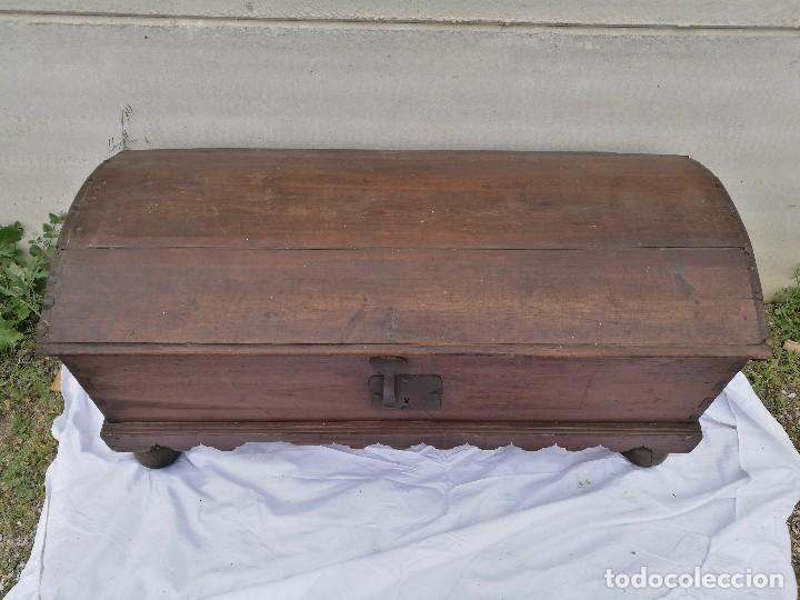 Antigüedades: ARCA-ARCÓN-BAÚL ANTIGUO - Foto 5 - 118852463