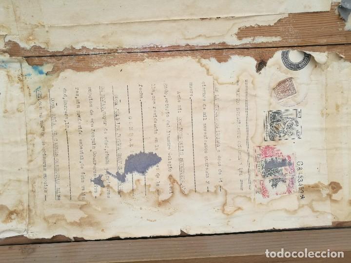 Antigüedades: ARCA-ARCÓN-BAÚL ANTIGUO - Foto 7 - 118852463