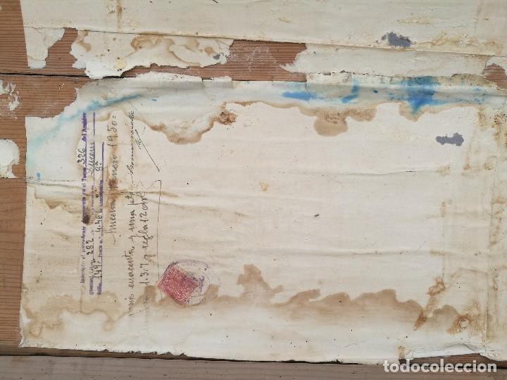 Antigüedades: ARCA-ARCÓN-BAÚL ANTIGUO - Foto 10 - 118852463
