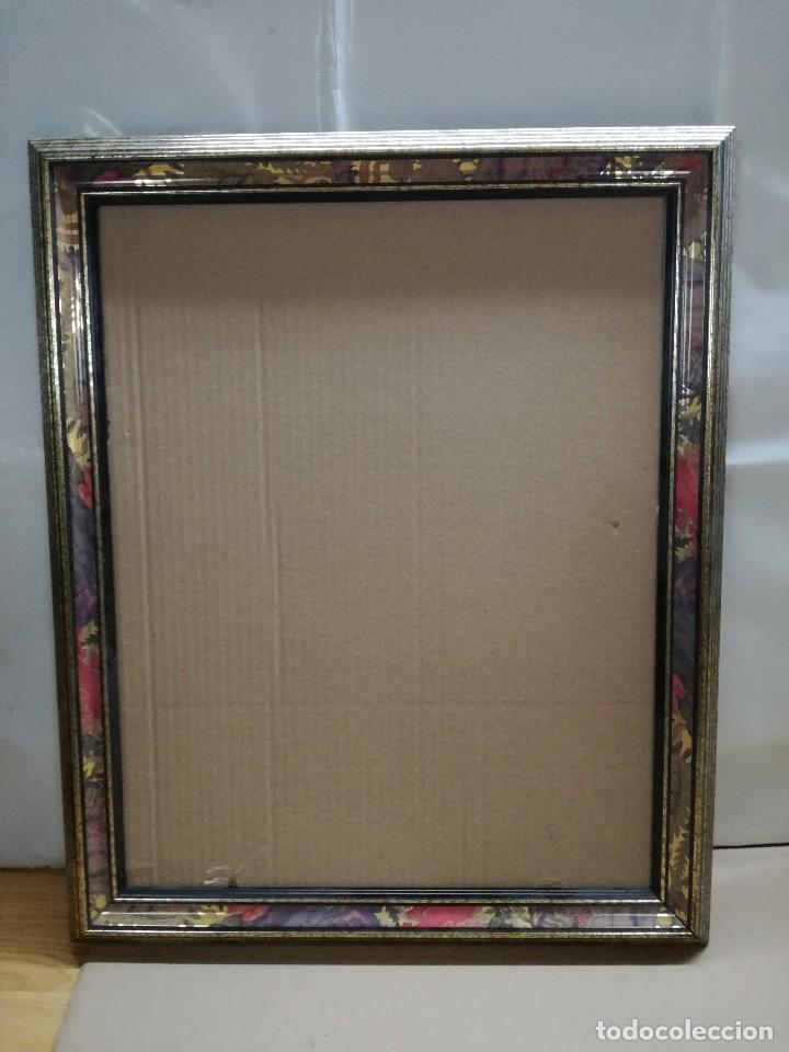 marco de madera 40x50 interior.exterior 48x58 - Comprar Marcos ...