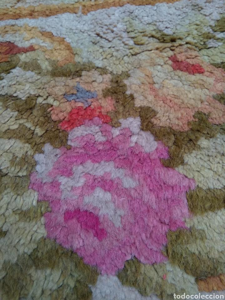 Antigüedades: Alfombra de lana tejida a mano 340 x 253 cm - Foto 6 - 118890266