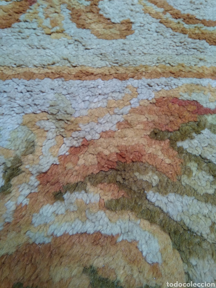 Antigüedades: Alfombra de lana tejida a mano 340 x 253 cm - Foto 7 - 118890266