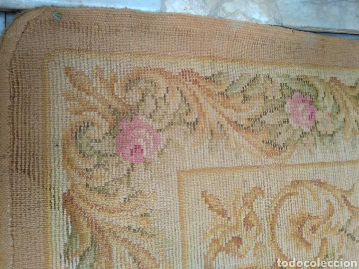 Antigüedades: Alfombra de lana tejida a mano 340 x 253 cm - Foto 14 - 118890266