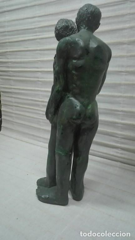 Antigüedades: pareja embarazada - Foto 3 - 118930859