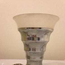 Antigüedades: LAMPARA MESA ART DECO. Lote 118262639