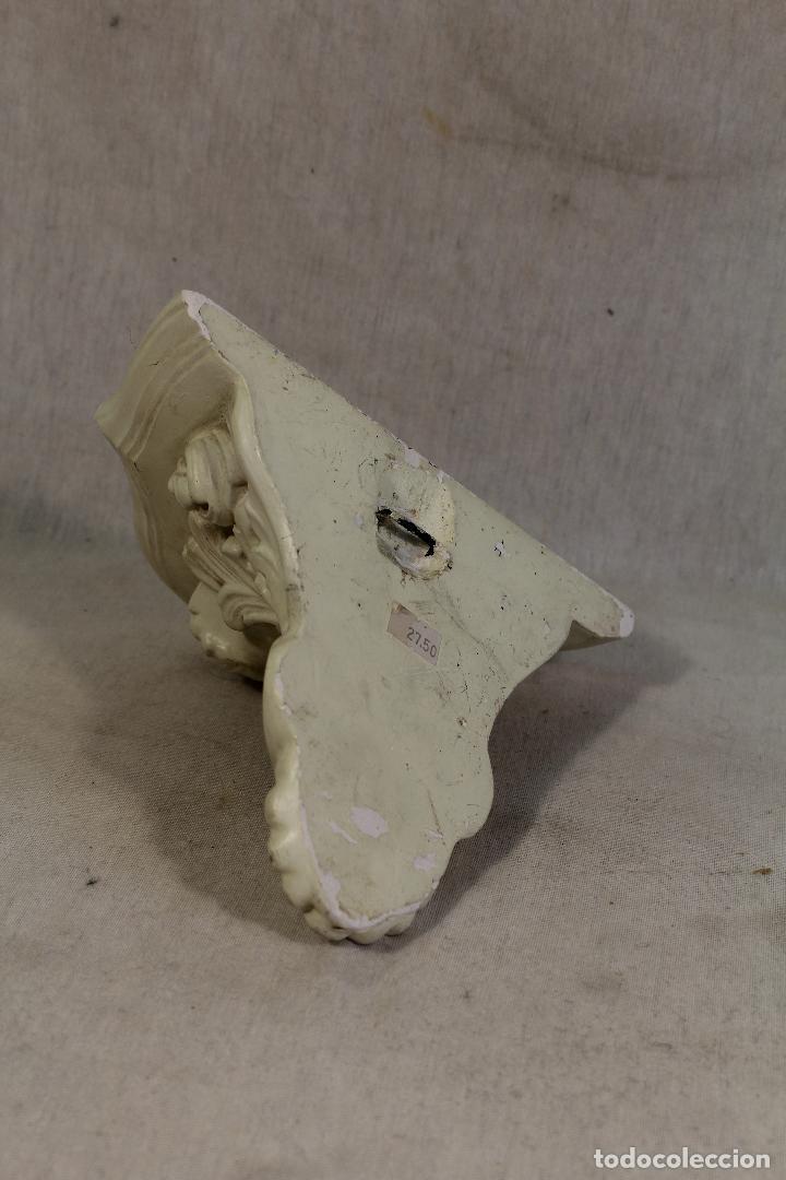 Antigüedades: mensula de yeso - Foto 3 - 118963987