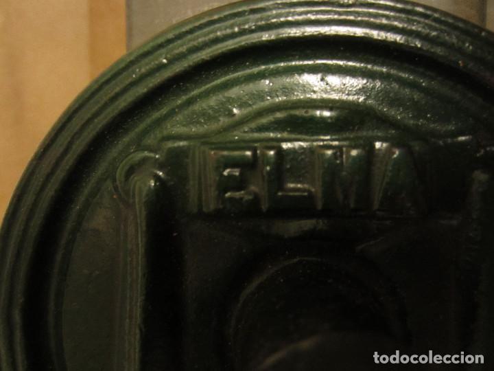 Antigüedades: RALLADOR DE PAN MARCA ELMA, AÑOS 40 - Foto 2 - 119046995