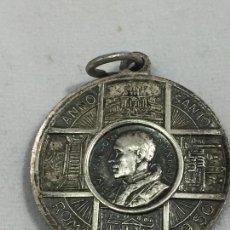 Antigüedades: MEDALLA PAPA PIO XII ANNO SANTO 1950 ROMA BUEN ESTADO. Lote 119087395