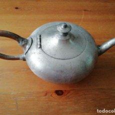 Antigüedades: TETERA DE HIERRO. Lote 119088427