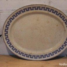 Antigüedades: BANDEJA INGLESA MATLOCK SELLADA EN LA BASE. Lote 119091027