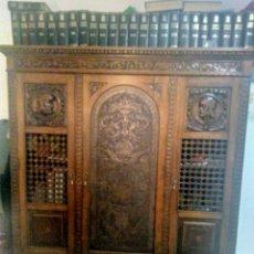 Antigüedades - Escritorio de principios del siglo XX completo - 119118011