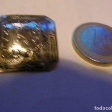 Antigüedades: ANTIGUOS BOTONES PLATA UNIDAD. Lote 119151811
