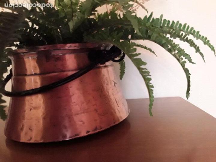 Antigüedades: Caldera de cobre - Foto 2 - 172613764