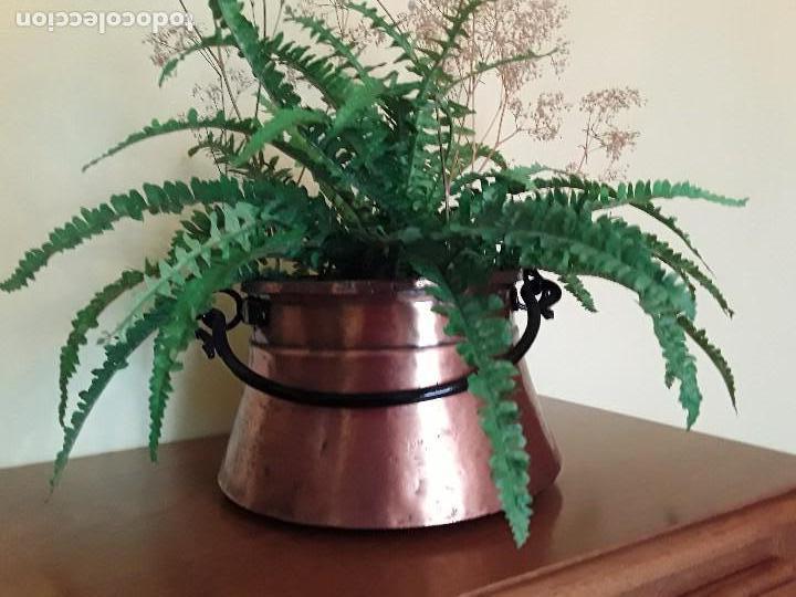 Antigüedades: Caldera de cobre - Foto 3 - 172613764