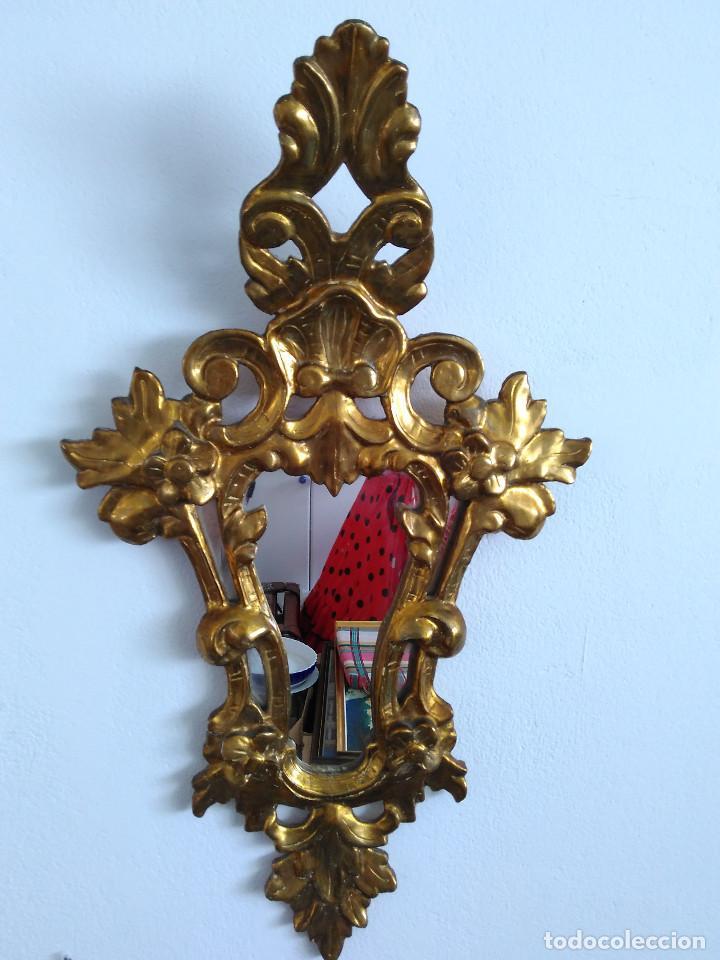 Antigüedades: Preciosa cornucopia antigua en buenisimo estado. - Foto 2 - 119229999
