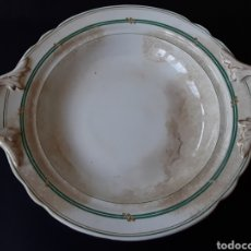 Antigüedades: CERÁMICA LA CARTUJA PICKMAN. SIGLO XIX. Lote 119233068