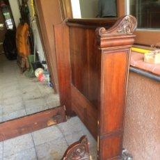 Antigüedades: CAMA DE BARCO SIGLO XIX. Lote 119343718