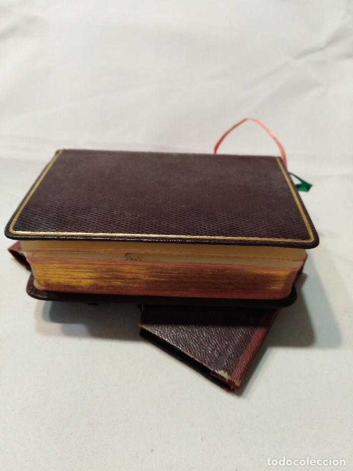 Antigüedades: Antiguo libro Imitación de Cristo. - Foto 3 - 119346327