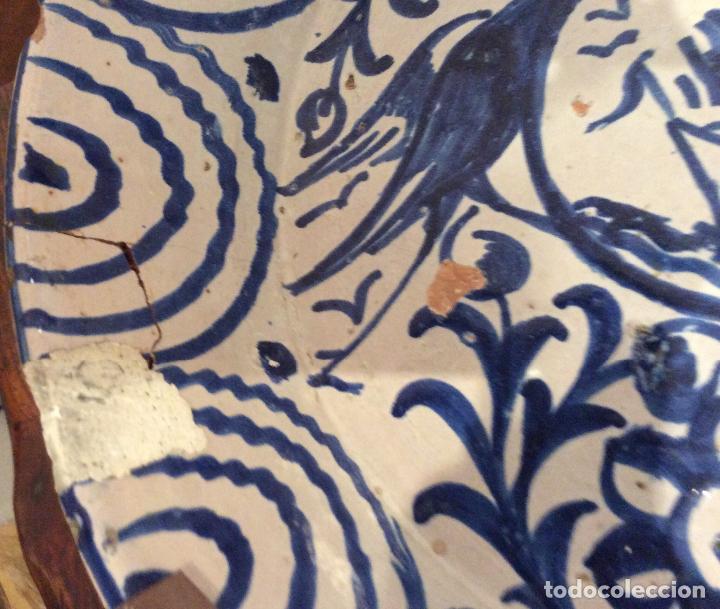 Antigüedades: LEBRILLO DE GRANADA S. XIX - Foto 4 - 212713406