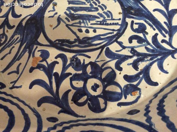 Antigüedades: LEBRILLO DE GRANADA S. XIX - Foto 6 - 212713406