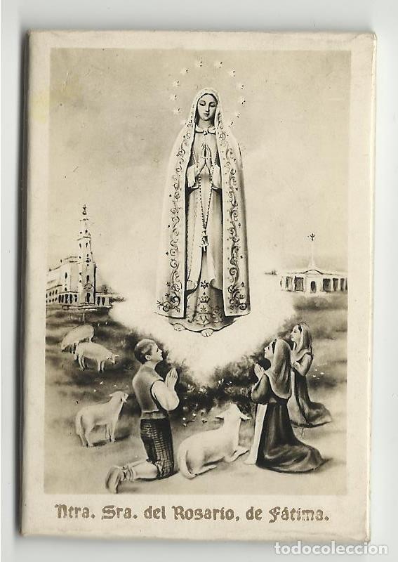 NTRA. SRA. DEL ROSARIO, DE FATIMA. (Antigüedades - Religiosas - Varios)