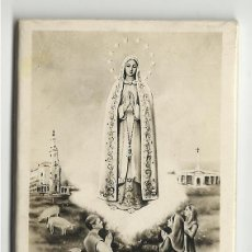 Antigüedades: NTRA. SRA. DEL ROSARIO, DE FATIMA.. Lote 119484663