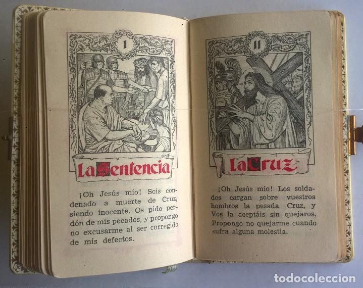 Antigüedades: ANTIGUO MISAL DEVOCIONARIO PARA NIÑOS DE PRIMERA COMUNIÓN - Foto 22 - 119489179