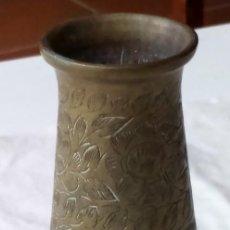 Antigüedades: JARRON EN BRONZE. Lote 119490279