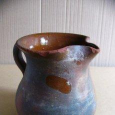 Antiquitäten - Antigua jarra de barro cocido para vino o agua - 119514239