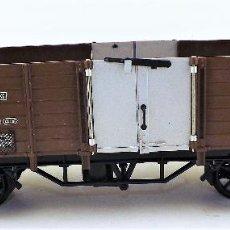 Trenes Escala: LGB LEHMANN VAGÓN BORDE ALTO ESCALA G. Lote 140067168