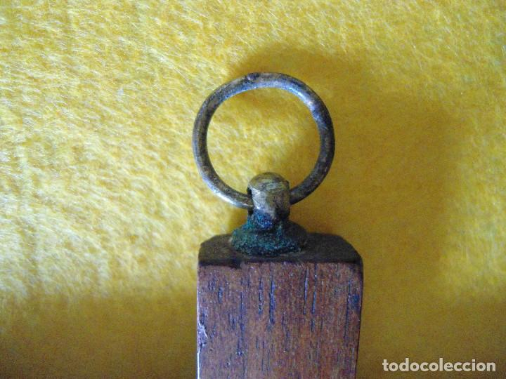 Antigüedades: ANTIGUAS CRUCES DE CAOBA DE VIACRUCIS - Foto 5 - 119530639