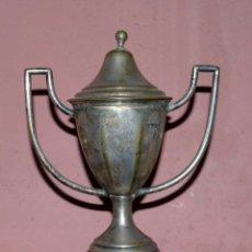 Antigüedades: ANTIGUO TROFEO. 1935. CONCURSO DE TIRO. ESCORIAL.. Lote 119539591